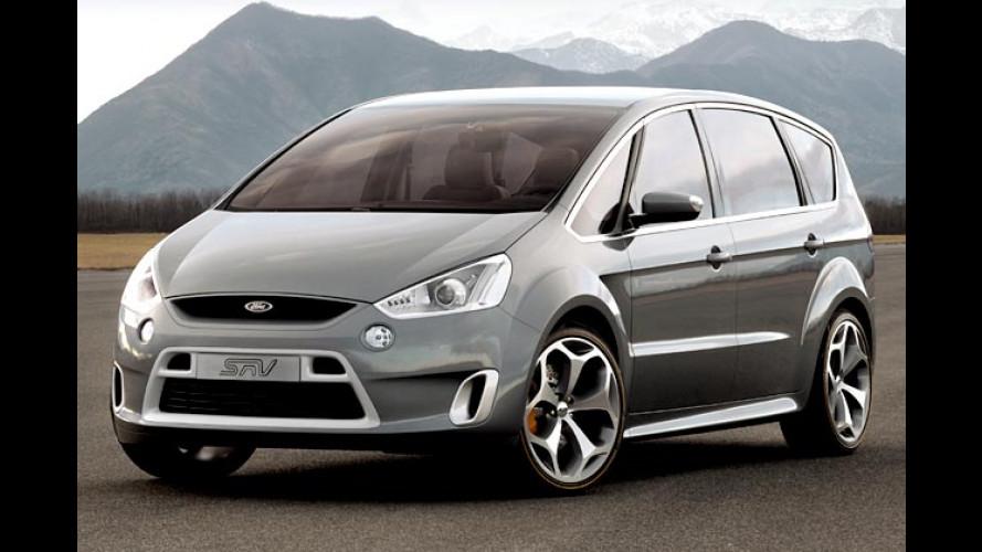 Ford-Van für den Sportfan: Ford baut den SAV Concept