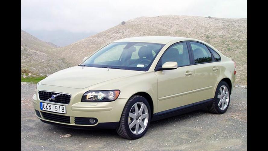 S40 und V50: Die ersten Volvo-Modelle mit Diesel-Partikelfilter
