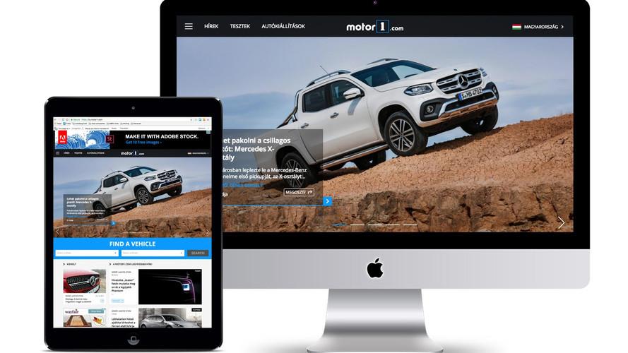 Motor1.com chega à Hungria depois de nova aquisição