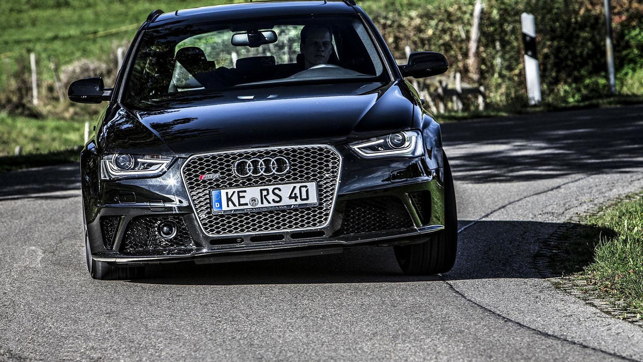 Audi RS4 Avant by ABT Sportsline 13.12.2012