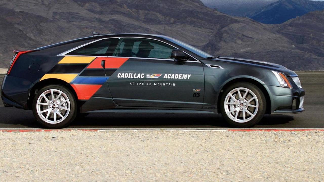 Cadillac V-Series Academy 29.1.2013