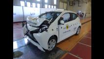 Crash Test Euro NCAP, l'ultima tornata 2017