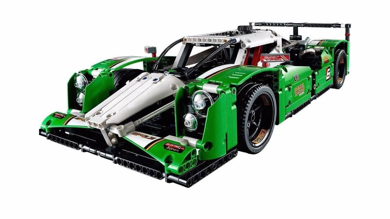 24-Hour Race Car
