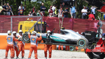 Hamilton says truth of Barcelona fallout will stay secret for now