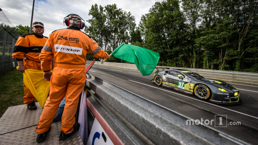 Le Mans 24 Hours – First Qualifying