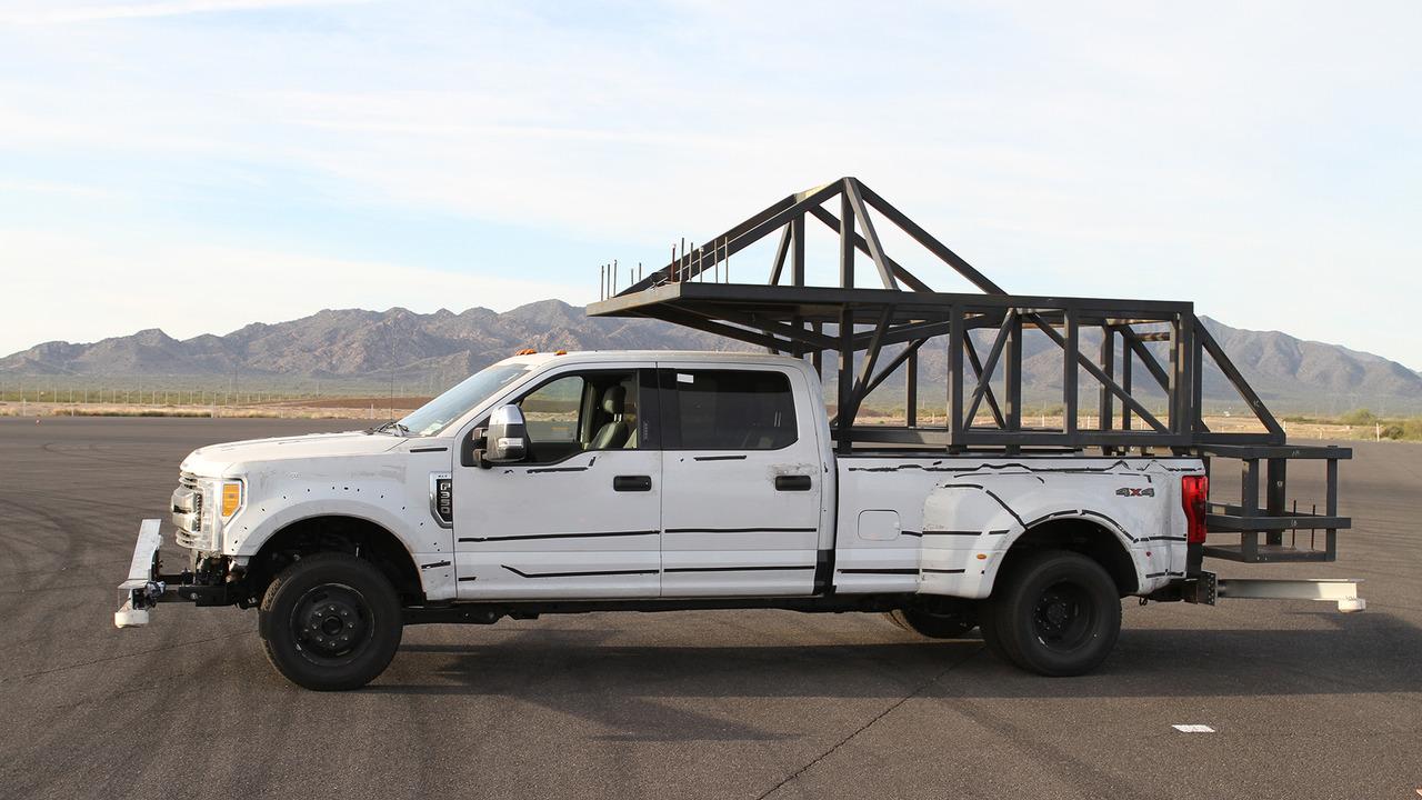 Ford F-Series Super Duty Test