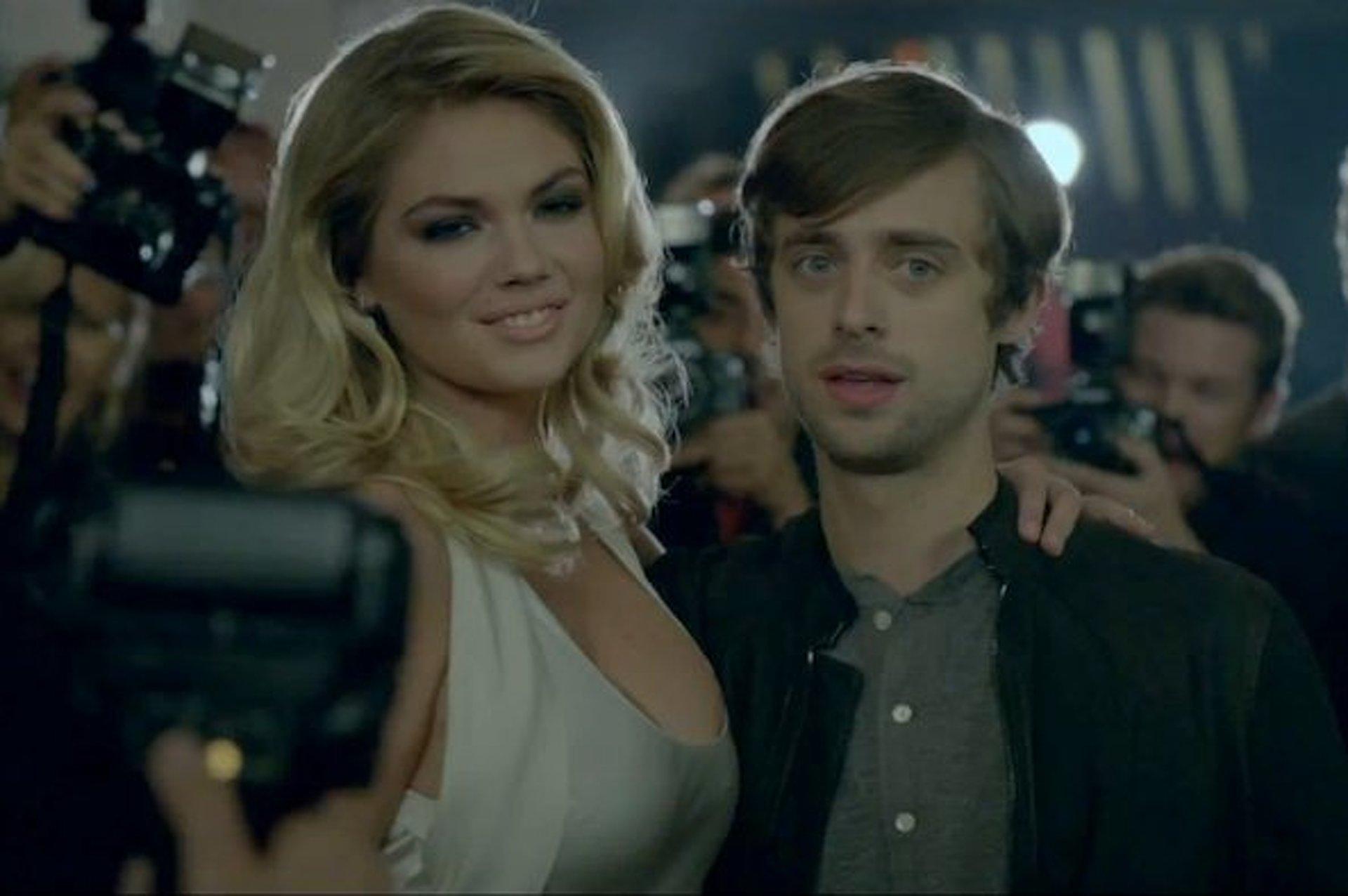 Kate Upton, Usher Star in Mercedes-Benz Super Bowl Ad