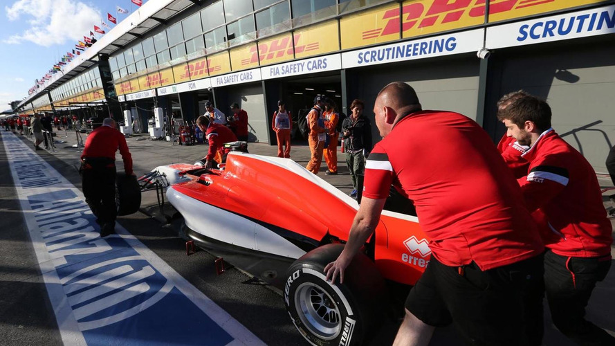 Manor looks set to miss qualifying