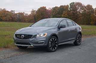 The Volvo S60 Cross Country is a Gift to Car Buffs: First Drive