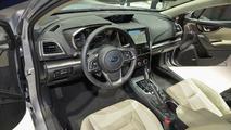 2017 Subaru Impreza live at New York Auto Show 2016