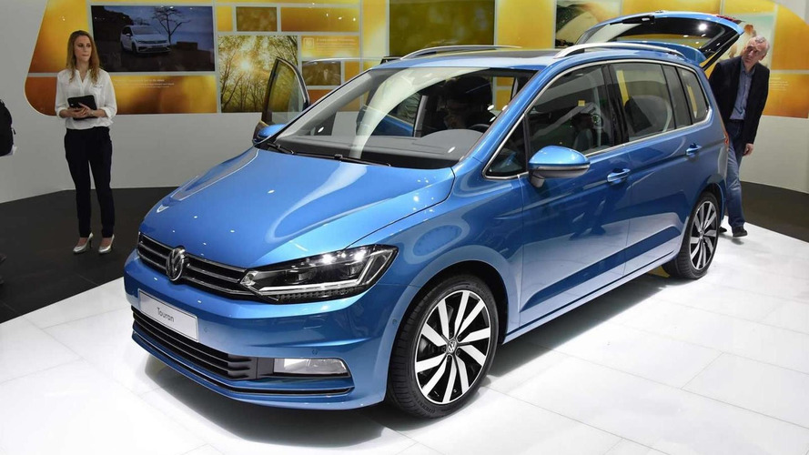 2015 Volkswagen Touran goes on sale from €23,350