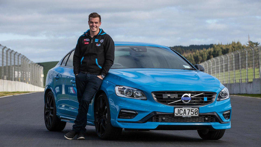 Volvo S60 & V60 Polestar Scott McLaughlin Edition unveiled