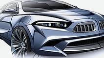 BMW Z10 ED Sketch