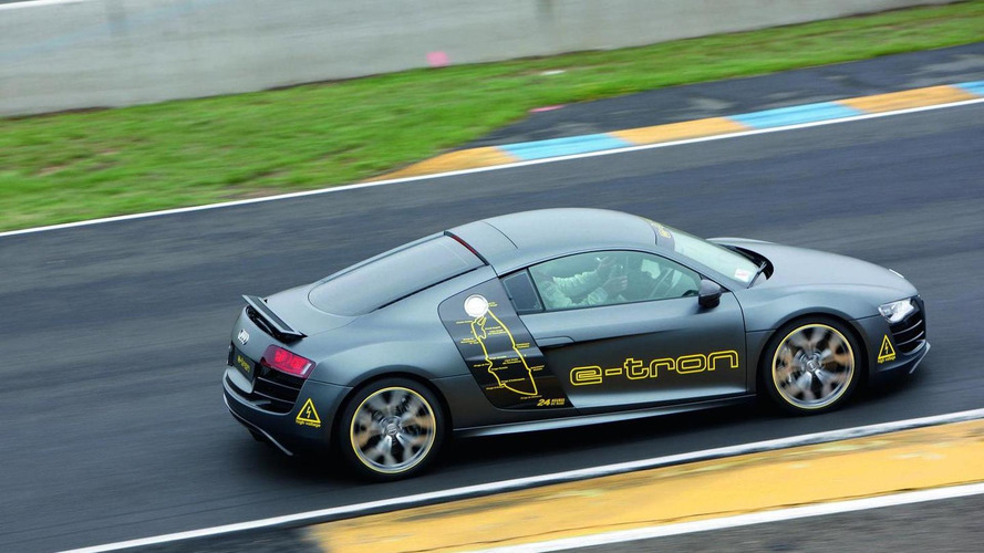 Audi plans major diesel offensive in U.S. - first e-tron coming in 2013