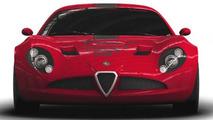 Zagato Alfa Romeo TZ3 Corsa race car teaser, 750, 21.03.2010