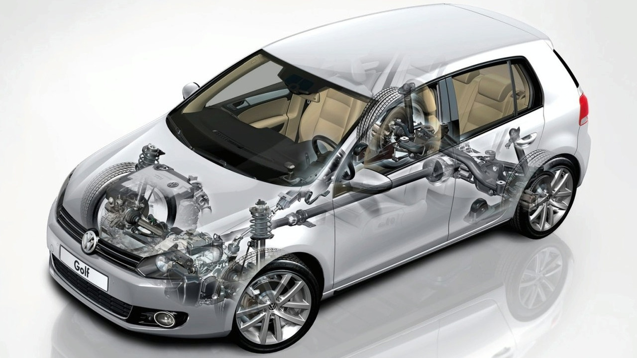 VW Golf VI 4Motion