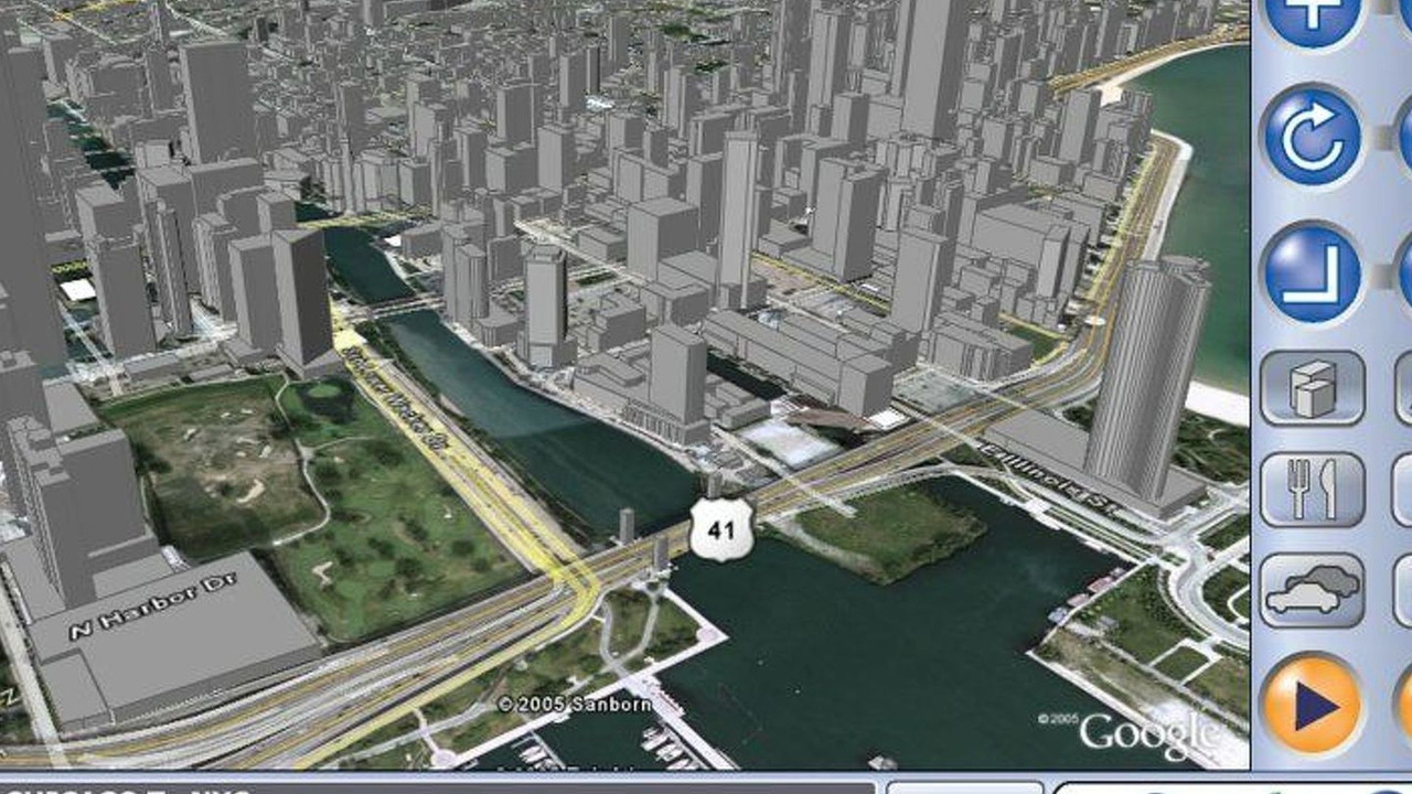 Google VW Future Vehicle Navigation System