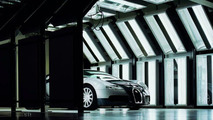 Bugatti Workshop in Molsheim Opens