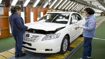 Australian Built Toyota Camry Launched (AU)