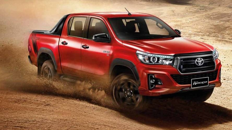 2018 Toyota Tacoma Spec >> Toyota In A Hurry To Give The Hilux A Facelift