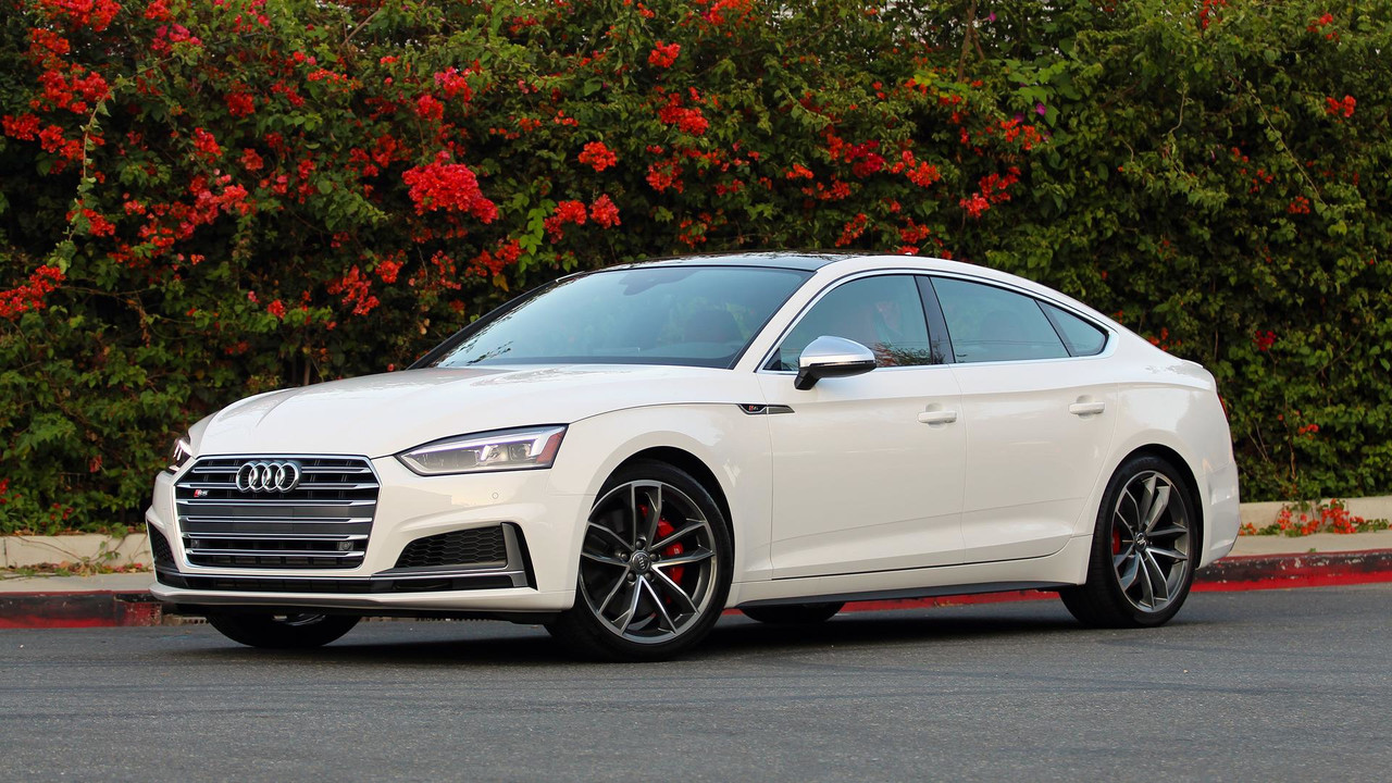 2018 audi s5 sportback review the one to get. Black Bedroom Furniture Sets. Home Design Ideas