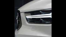 Volvo XC40 2018 teaser video