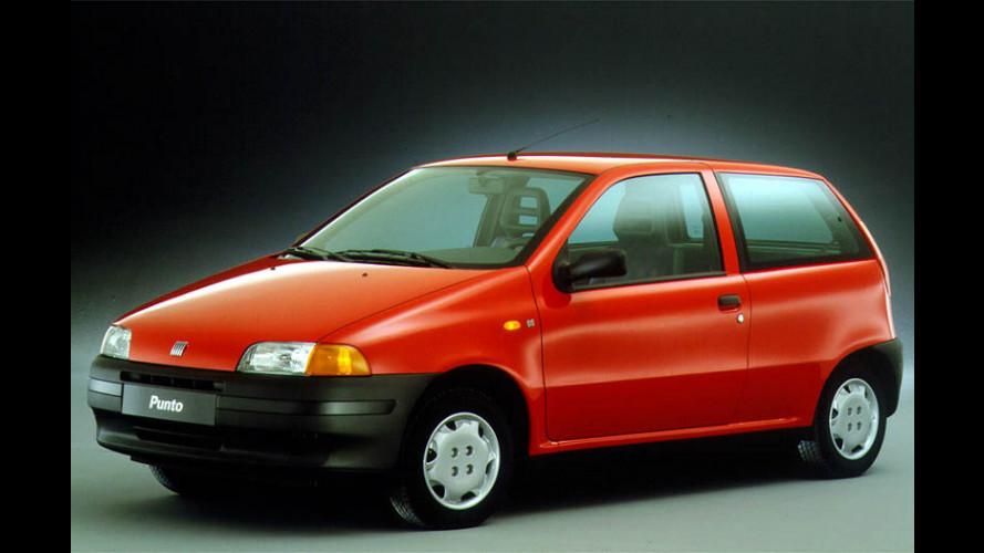 Fiat Punto Prima Serie (1993-1999)