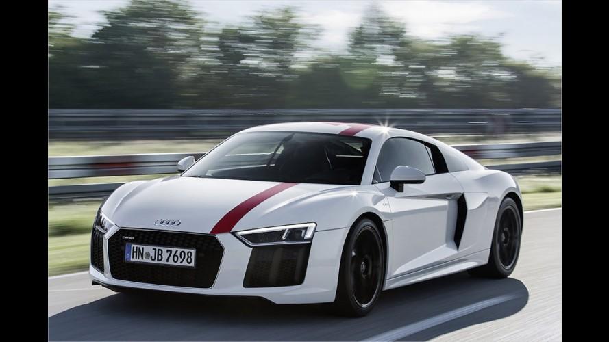 Enthüllt: Der Audi R8 V10 RWS