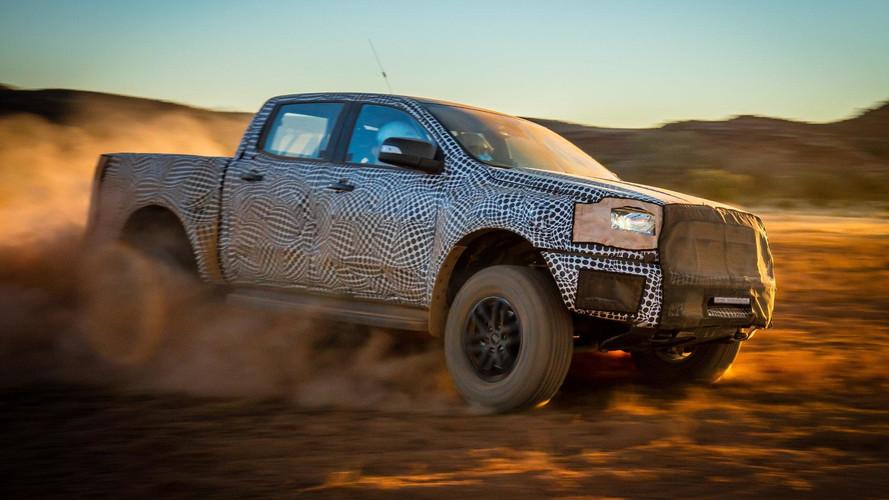 Ford Ranger Raptor Teased: Go Fast On Every Road