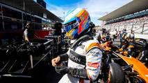 Fernando Alonso GP EEUU 2017