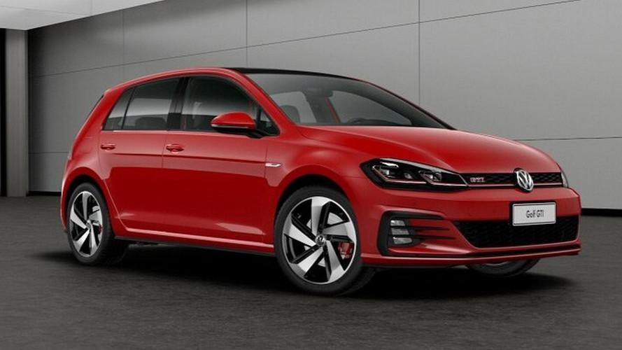 VW Golf reestilizado na Argentina