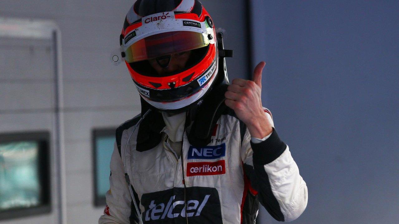 Nico Hulkenberg 06.10.2013 Korean Grand Prix
