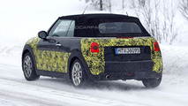2014 MINI Cabrio spy photo