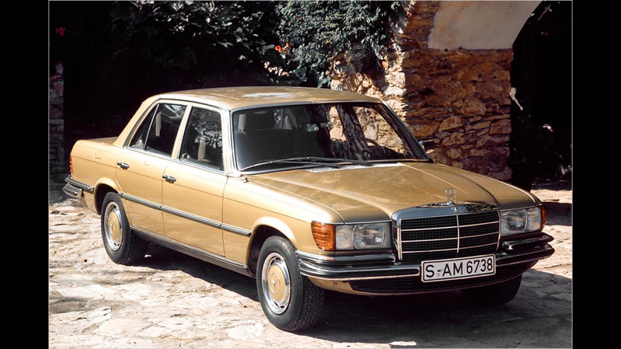 Mercedes S-Klasse (1972)