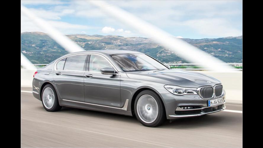 BMW bringt Super-Diesel und neue Benziner