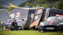 Red Bull Racing Camper Race