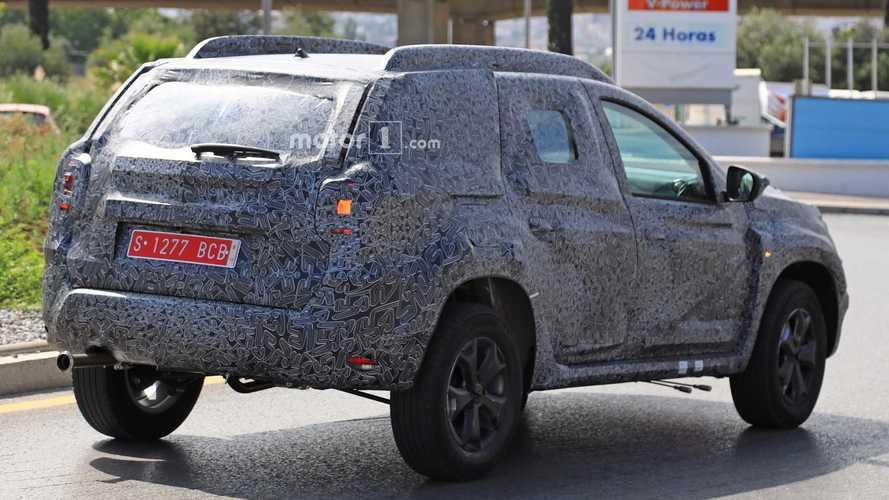 Nouveau Dacia Duster - Uniquement en cinq places