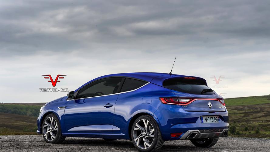 Et si Renault produisait une Mégane IV Coupé ?