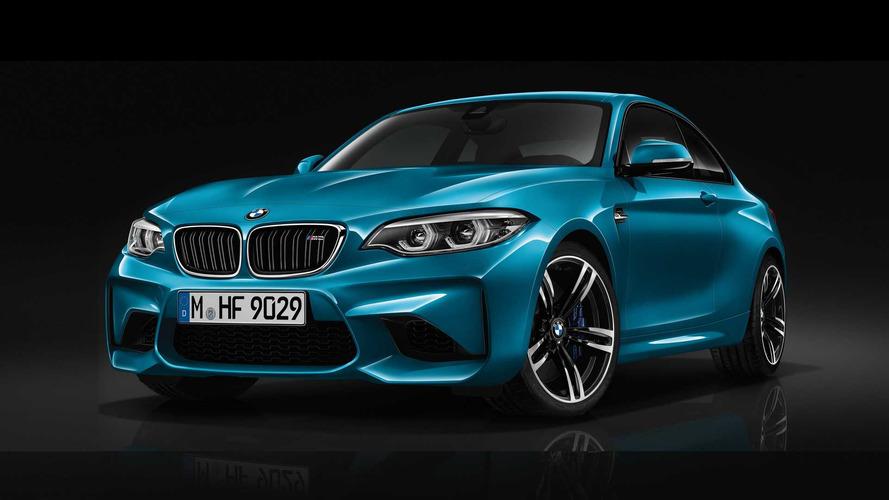 BMW 2 Serisi ve M2 hafifçe makyajlandı