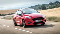New 2018 Ford Fiesta
