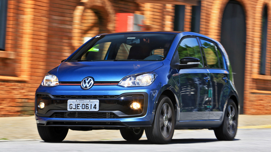 Os 10 carros turbo mais baratos do Brasil