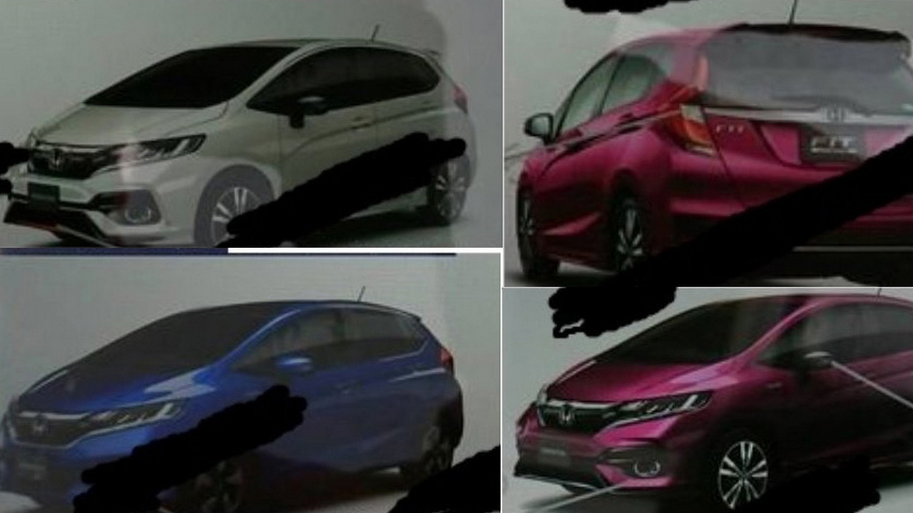 2018 honda jazz facelift. modren jazz 2018 honda fit  jazz facelift brochure  catlogo with honda jazz a