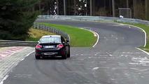 BMW M2 CS Nurburgring testing