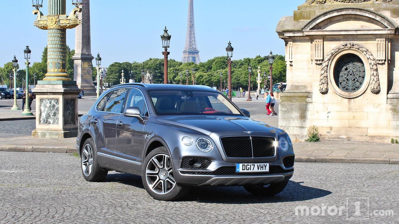 Essai Bentley Bentayga Diesel 2017