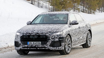 Audi Q8 Spy Photos