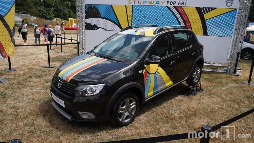 Pique-nique Dacia - 10'000 partcipants et trois Sandero