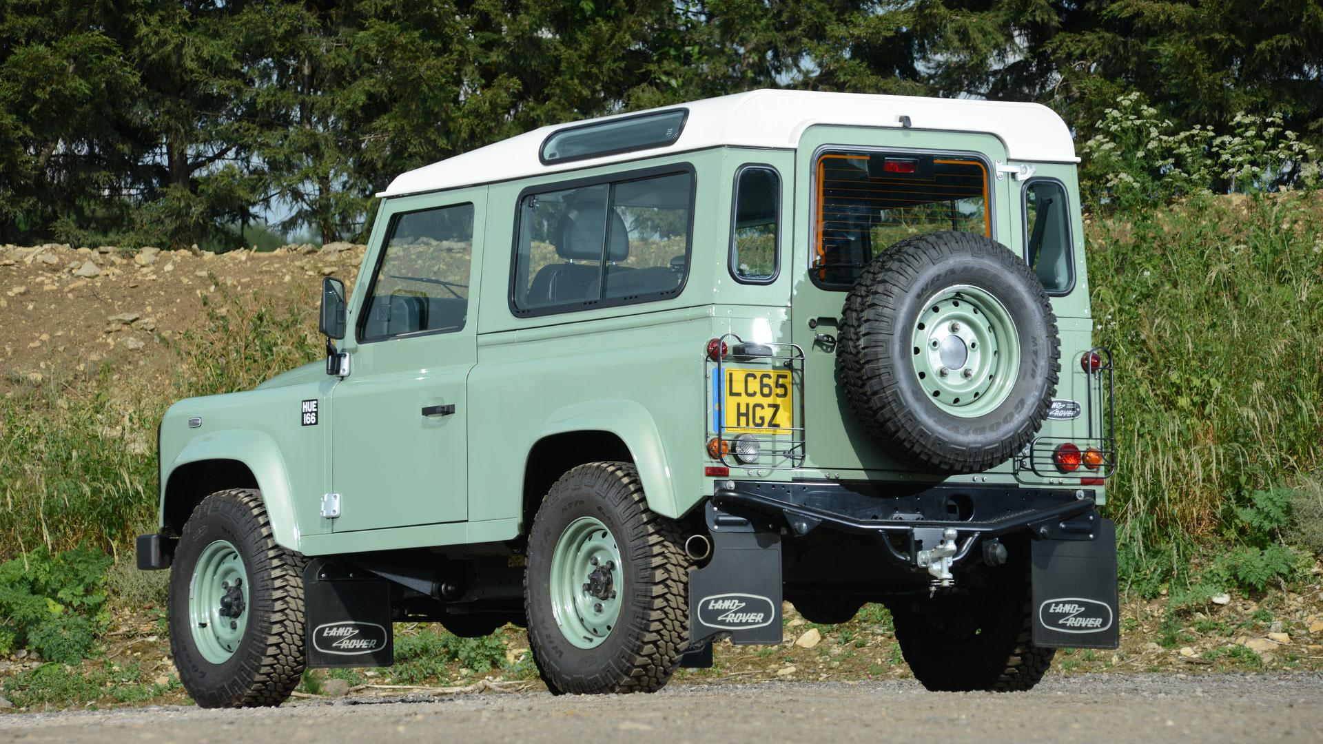 the rover en heritage motion s be will landrover design defender defenders news polarizing motor next buy quarter three in land front