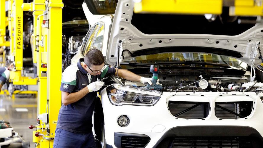 BMW X1 nacional tem produção ampliada para exportação aos EUA