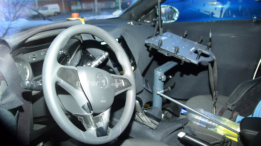 2019 Vauxhall Corsa Teases Interior In New Spy Shots