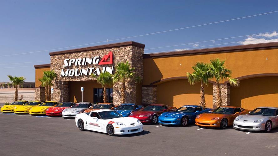 Spring Mountain Motorsport, el futuro circuito  más grande del mundo
